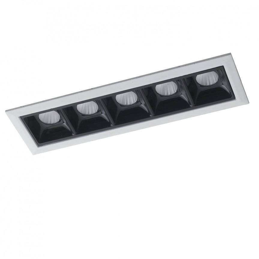 Spot LED incastrabil SINKRO 10M INC-SINKRO-10M FE, Spoturi incastrate, aplicate / spatii comerciale, Corpuri de iluminat, lustre, aplice, veioze, lampadare, plafoniere. Mobilier si decoratiuni, oglinzi, scaune, fotolii. Oferte speciale iluminat interior si exterior. Livram in toata tara.  a