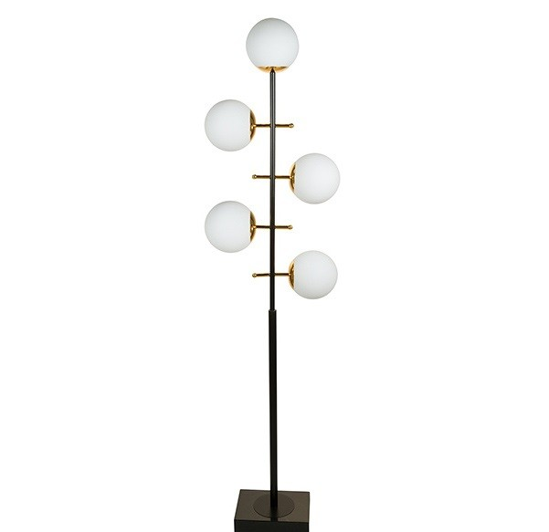 Lampadar cu 5 surse de lumina Techno 47551 SAP, Lampadare, Corpuri de iluminat, lustre, aplice, veioze, lampadare, plafoniere. Mobilier si decoratiuni, oglinzi, scaune, fotolii. Oferte speciale iluminat interior si exterior. Livram in toata tara.  a