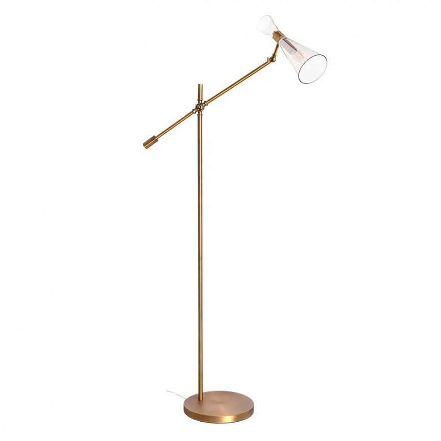 Lampadar/ Lampa de podea retro design deosebit Oro DZ-108801, Lampadare, Corpuri de iluminat, lustre, aplice, veioze, lampadare, plafoniere. Mobilier si decoratiuni, oglinzi, scaune, fotolii. Oferte speciale iluminat interior si exterior. Livram in toata tara.  a