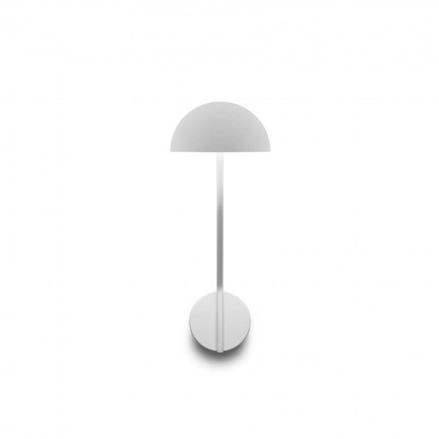 Aplica LED design minimalist PURE alba, Aplice de perete LED, Corpuri de iluminat, lustre, aplice, veioze, lampadare, plafoniere. Mobilier si decoratiuni, oglinzi, scaune, fotolii. Oferte speciale iluminat interior si exterior. Livram in toata tara.  a