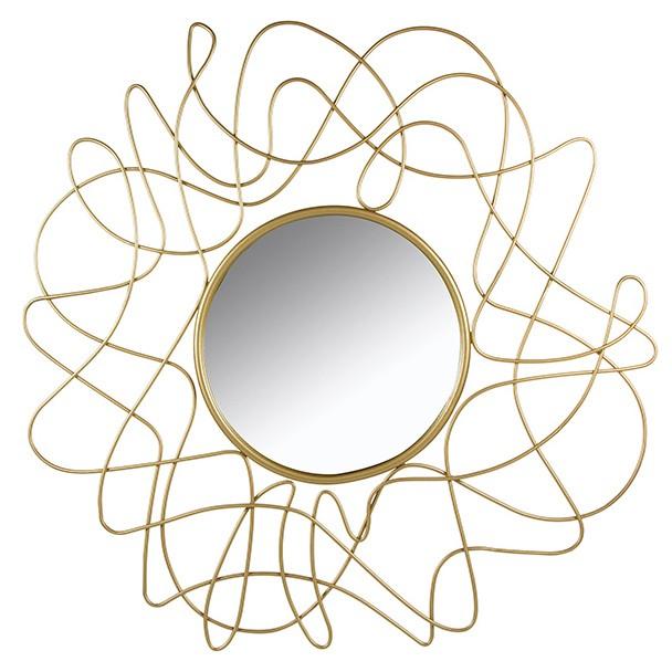 Oglinda decorativa Dorado, 100cm 16569 SAP, Oglinzi decorative, Corpuri de iluminat, lustre, aplice, veioze, lampadare, plafoniere. Mobilier si decoratiuni, oglinzi, scaune, fotolii. Oferte speciale iluminat interior si exterior. Livram in toata tara.  a
