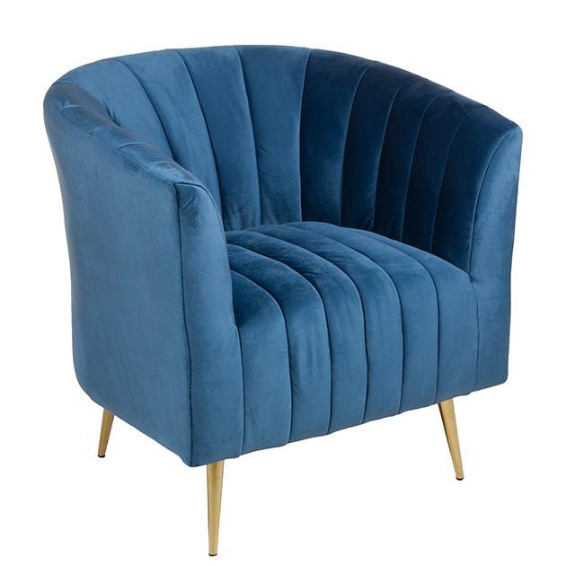 Fotoliu modern design deosebit Art Deco, albastru 53035 SAP, Fotolii - Fotolii extensibile, Corpuri de iluminat, lustre, aplice, veioze, lampadare, plafoniere. Mobilier si decoratiuni, oglinzi, scaune, fotolii. Oferte speciale iluminat interior si exterior. Livram in toata tara.  a