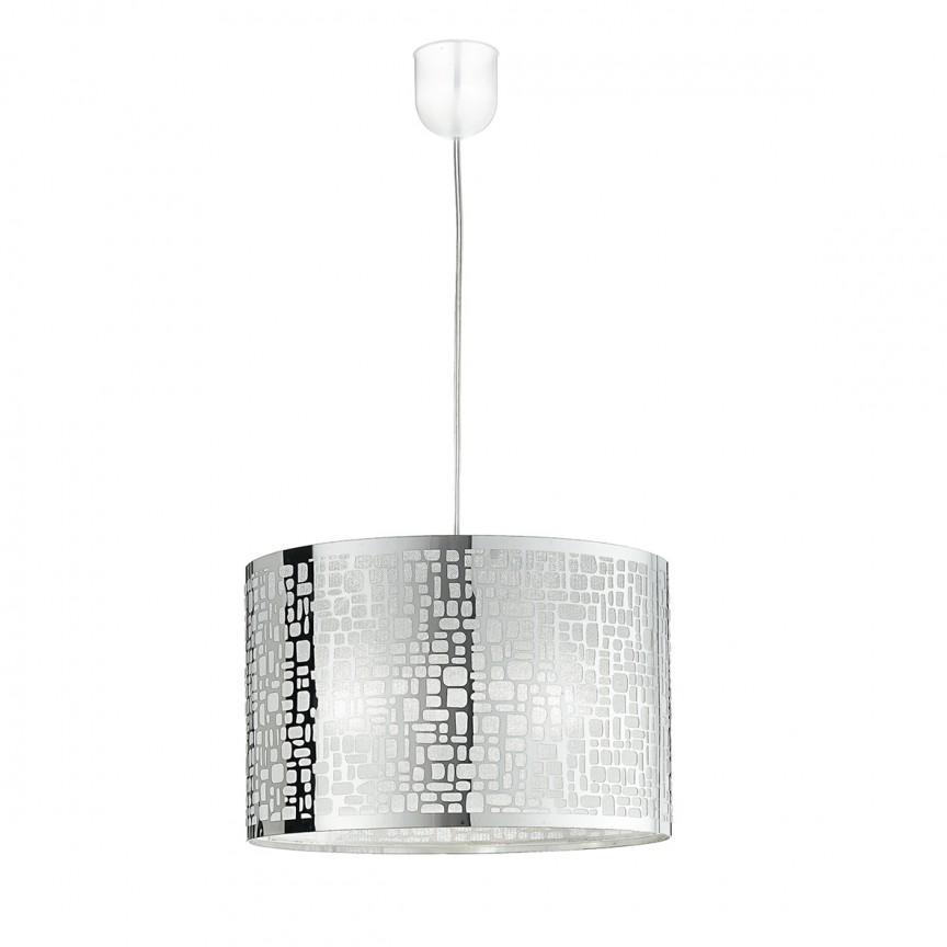 Lustra moderna design decorativ Ø35cm MAYA, Pendule, Lustre suspendate, Corpuri de iluminat, lustre, aplice, veioze, lampadare, plafoniere. Mobilier si decoratiuni, oglinzi, scaune, fotolii. Oferte speciale iluminat interior si exterior. Livram in toata tara.  a