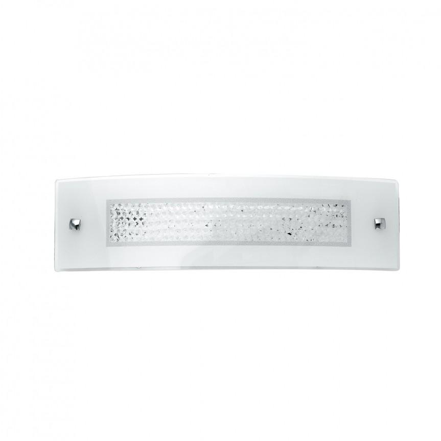 Aplica LED perete design elegant cu cristale K9 TRILOGY AP45, Aplice de perete LED, Corpuri de iluminat, lustre, aplice, veioze, lampadare, plafoniere. Mobilier si decoratiuni, oglinzi, scaune, fotolii. Oferte speciale iluminat interior si exterior. Livram in toata tara.  a