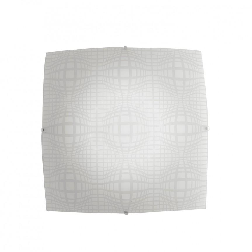 Aplica LED perete /tavan design abstact PROJECT PL50, Aplice de perete LED, Corpuri de iluminat, lustre, aplice, veioze, lampadare, plafoniere. Mobilier si decoratiuni, oglinzi, scaune, fotolii. Oferte speciale iluminat interior si exterior. Livram in toata tara.  a