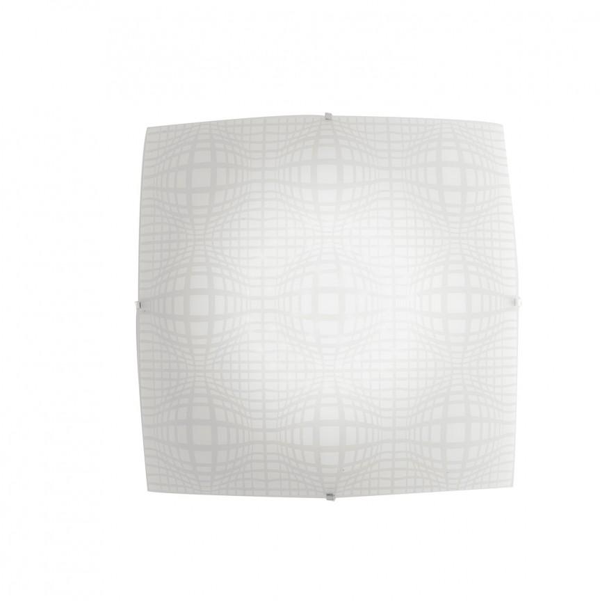 Aplica LED perete /tavan design abstact PROJECT PL40, Aplice de perete LED, Corpuri de iluminat, lustre, aplice, veioze, lampadare, plafoniere. Mobilier si decoratiuni, oglinzi, scaune, fotolii. Oferte speciale iluminat interior si exterior. Livram in toata tara.  a