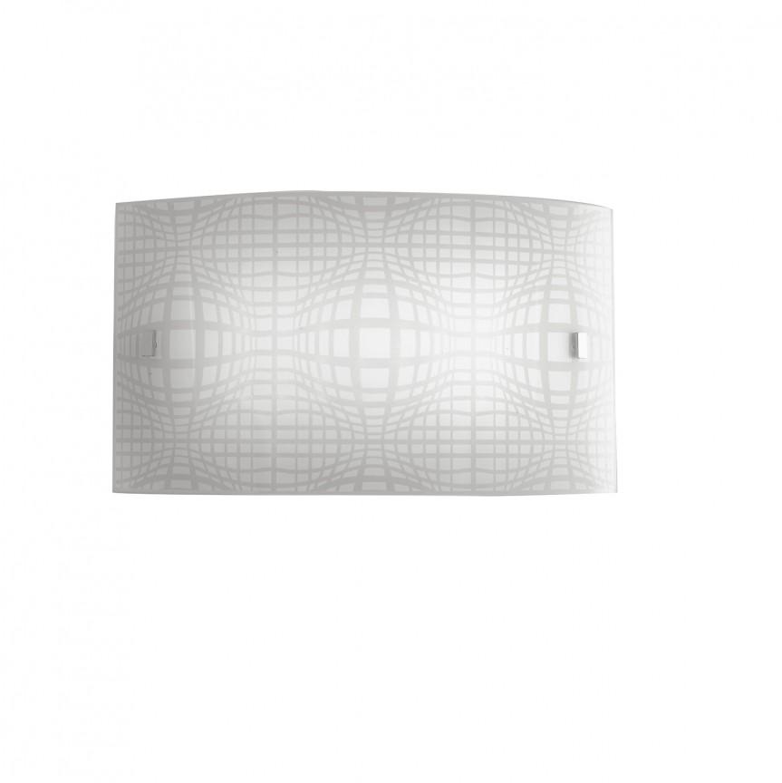 Aplica LED perete design abstact PROJECT, Aplice de perete LED, Corpuri de iluminat, lustre, aplice, veioze, lampadare, plafoniere. Mobilier si decoratiuni, oglinzi, scaune, fotolii. Oferte speciale iluminat interior si exterior. Livram in toata tara.  a