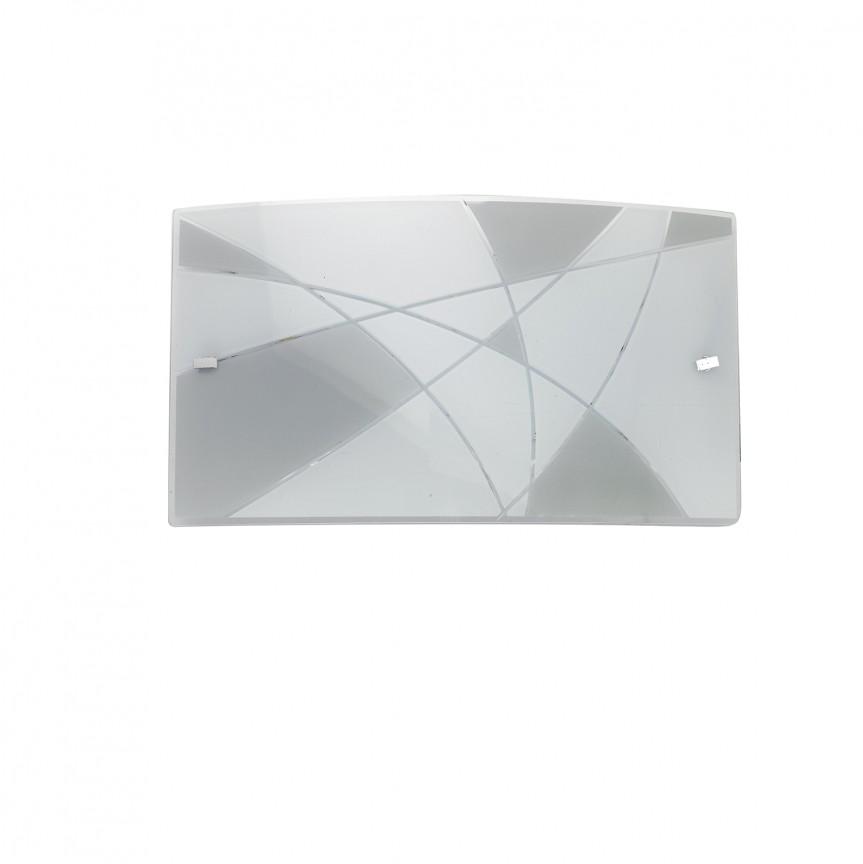 Aplica LED de perete design modern sticla decorata MAXIMA 35, Aplice de perete LED, Corpuri de iluminat, lustre, aplice, veioze, lampadare, plafoniere. Mobilier si decoratiuni, oglinzi, scaune, fotolii. Oferte speciale iluminat interior si exterior. Livram in toata tara.  a