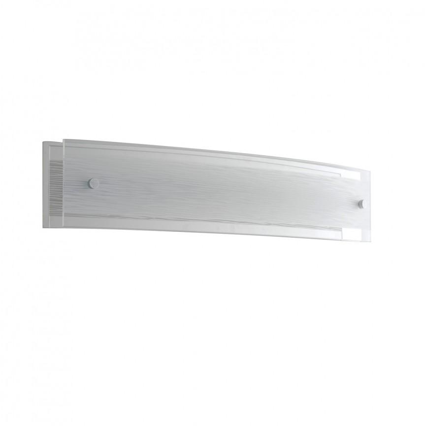 Aplica de perete LED sticla decorata Joyce L47cm, Aplice de perete LED, Corpuri de iluminat, lustre, aplice, veioze, lampadare, plafoniere. Mobilier si decoratiuni, oglinzi, scaune, fotolii. Oferte speciale iluminat interior si exterior. Livram in toata tara.  a