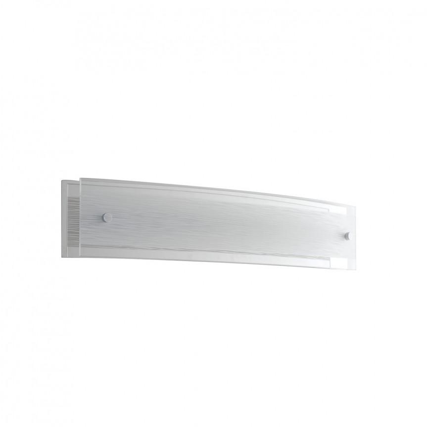 Aplica de perete LED sticla decorata Joyce L30cm, Aplice de perete LED, Corpuri de iluminat, lustre, aplice, veioze, lampadare, plafoniere. Mobilier si decoratiuni, oglinzi, scaune, fotolii. Oferte speciale iluminat interior si exterior. Livram in toata tara.  a