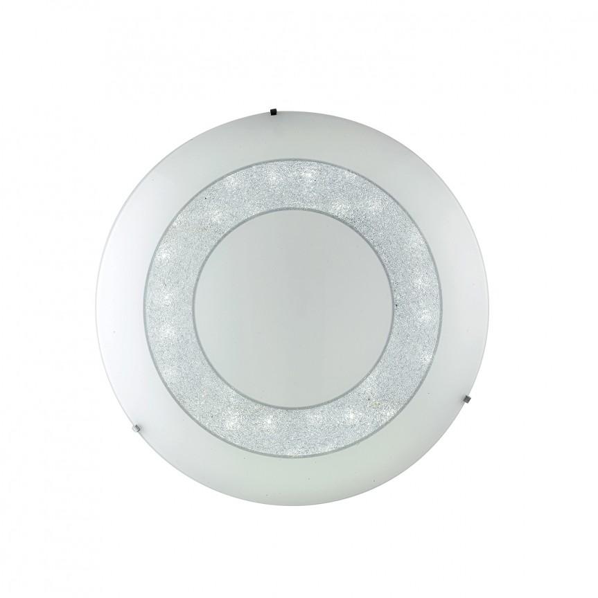 Plafoniera LED dimabila cu telecomanda DIADEMA Ø45cm, Cele mai noi produse 2019 a
