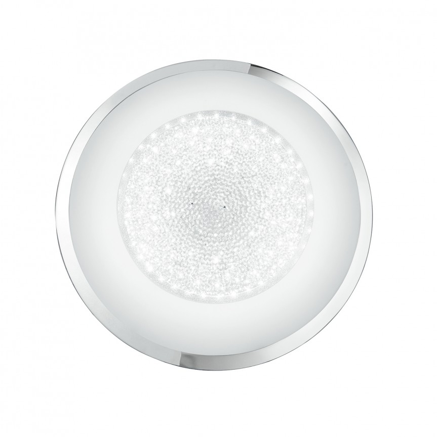 Plafoniera LED design elegant cu cristale K9 TIFFANY Ø60cm, Plafoniere LED, Spoturi LED, Corpuri de iluminat, lustre, aplice, veioze, lampadare, plafoniere. Mobilier si decoratiuni, oglinzi, scaune, fotolii. Oferte speciale iluminat interior si exterior. Livram in toata tara.  a