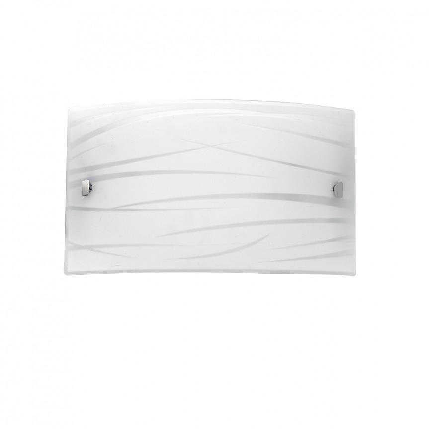 Aplica LED design modern sticla decorata GOGAIN AP45, Aplice de perete LED, Corpuri de iluminat, lustre, aplice, veioze, lampadare, plafoniere. Mobilier si decoratiuni, oglinzi, scaune, fotolii. Oferte speciale iluminat interior si exterior. Livram in toata tara.  a