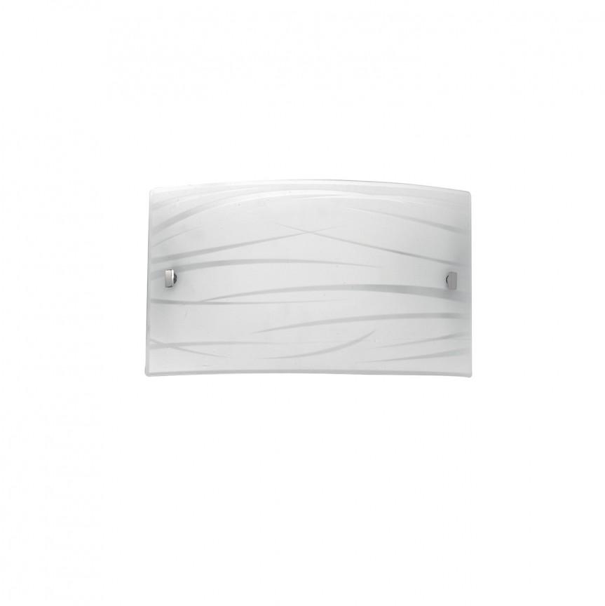 Aplica LED design modern sticla decorata GOGAIN AP35, Aplice de perete LED, Corpuri de iluminat, lustre, aplice, veioze, lampadare, plafoniere. Mobilier si decoratiuni, oglinzi, scaune, fotolii. Oferte speciale iluminat interior si exterior. Livram in toata tara.  a