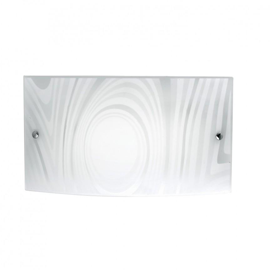 Aplica de perete LED design modern sticla decorata UNIVERSE AP35, Aplice de perete LED, Corpuri de iluminat, lustre, aplice, veioze, lampadare, plafoniere. Mobilier si decoratiuni, oglinzi, scaune, fotolii. Oferte speciale iluminat interior si exterior. Livram in toata tara.  a