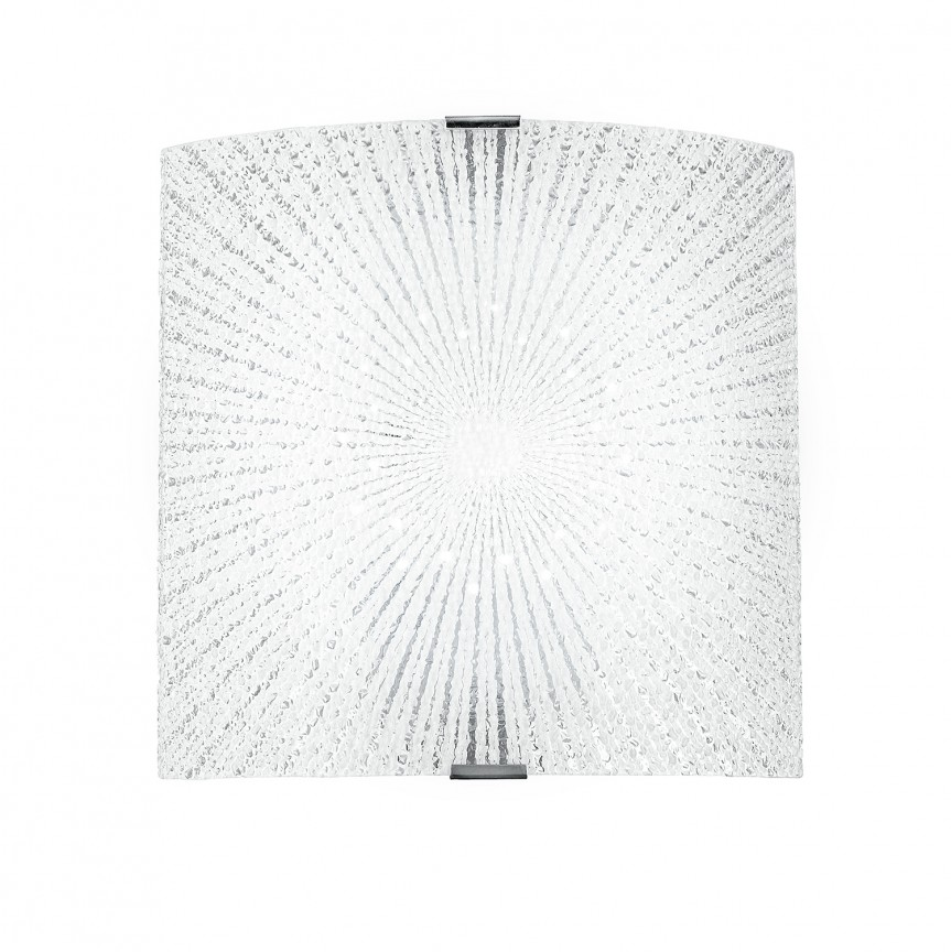 Aplica de perete LED design modern sticla decorata CHANTAL, Aplice de perete LED, Corpuri de iluminat, lustre, aplice, veioze, lampadare, plafoniere. Mobilier si decoratiuni, oglinzi, scaune, fotolii. Oferte speciale iluminat interior si exterior. Livram in toata tara.  a