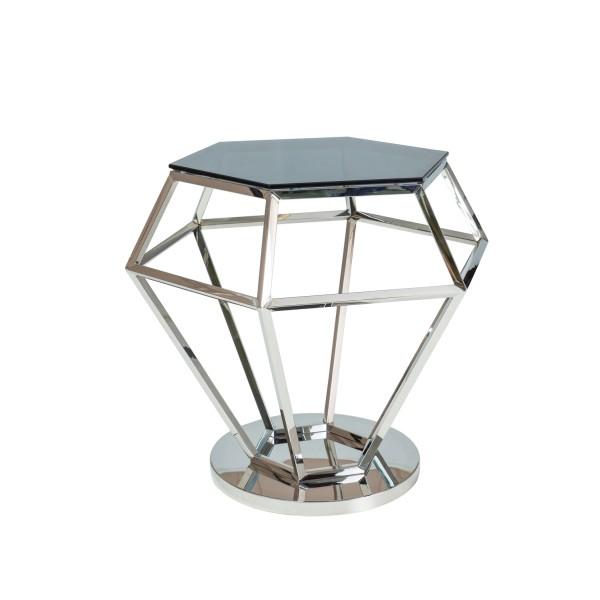 Masuta eleganta ROLEXSC SM, Masute de cafea, Corpuri de iluminat, lustre, aplice, veioze, lampadare, plafoniere. Mobilier si decoratiuni, oglinzi, scaune, fotolii. Oferte speciale iluminat interior si exterior. Livram in toata tara.  a
