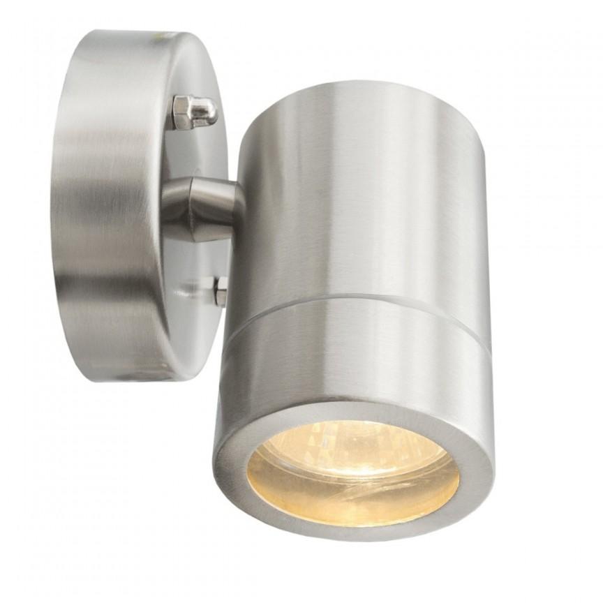 Aplica de perete iluminat exterior IP65 Henry I 807020601 MW, Aplice de exterior moderne , Corpuri de iluminat, lustre, aplice, veioze, lampadare, plafoniere. Mobilier si decoratiuni, oglinzi, scaune, fotolii. Oferte speciale iluminat interior si exterior. Livram in toata tara.  a