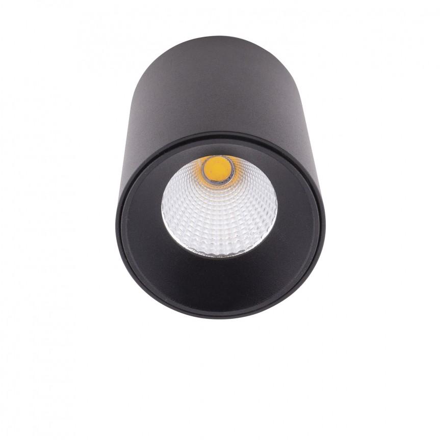 Spot LED aplicat design minimalist CHIP 4000K C0163 MX, Spoturi aplicate - tavan / perete, Corpuri de iluminat, lustre, aplice, veioze, lampadare, plafoniere. Mobilier si decoratiuni, oglinzi, scaune, fotolii. Oferte speciale iluminat interior si exterior. Livram in toata tara.  a