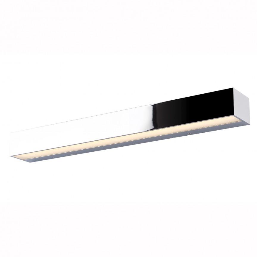 Aplica LED pentru oglinda baie IP44 KROM W0226 MX, Aplice pentru baie, oglinda, tablou, Corpuri de iluminat, lustre, aplice, veioze, lampadare, plafoniere. Mobilier si decoratiuni, oglinzi, scaune, fotolii. Oferte speciale iluminat interior si exterior. Livram in toata tara.  a
