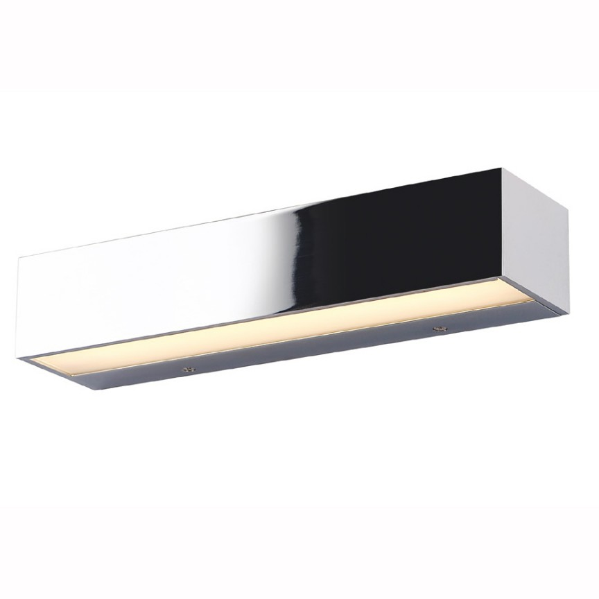 Aplica LED pentru oglinda baie IP44 KROM W0225 MX, Aplice pentru baie, oglinda, tablou, Corpuri de iluminat, lustre, aplice, veioze, lampadare, plafoniere. Mobilier si decoratiuni, oglinzi, scaune, fotolii. Oferte speciale iluminat interior si exterior. Livram in toata tara.  a