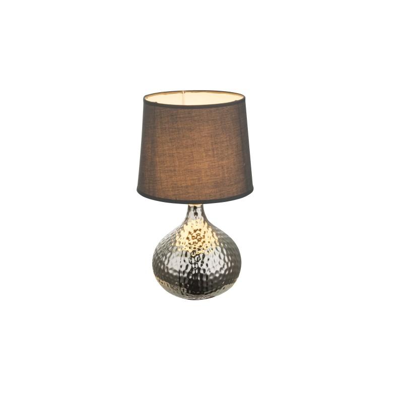 Veioza / Lampa de masa design modern SOPUTAN 21654 GL, Veioze, Lampi de masa, Corpuri de iluminat, lustre, aplice, veioze, lampadare, plafoniere. Mobilier si decoratiuni, oglinzi, scaune, fotolii. Oferte speciale iluminat interior si exterior. Livram in toata tara.  a