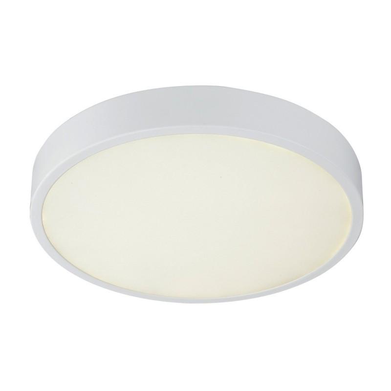 Plafoniera LED dimabila design slim IP44 ARCHIMEDES 12364-30 GL, Plafoniere cu protectie pentru baie, Corpuri de iluminat, lustre, aplice, veioze, lampadare, plafoniere. Mobilier si decoratiuni, oglinzi, scaune, fotolii. Oferte speciale iluminat interior si exterior. Livram in toata tara.  a