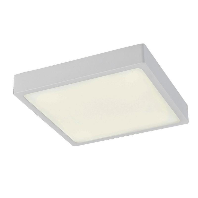 Plafoniera LED dimabila design slim IP44 ALENA 12365-15 GL, Plafoniere cu protectie pentru baie, Corpuri de iluminat, lustre, aplice, veioze, lampadare, plafoniere. Mobilier si decoratiuni, oglinzi, scaune, fotolii. Oferte speciale iluminat interior si exterior. Livram in toata tara.  a