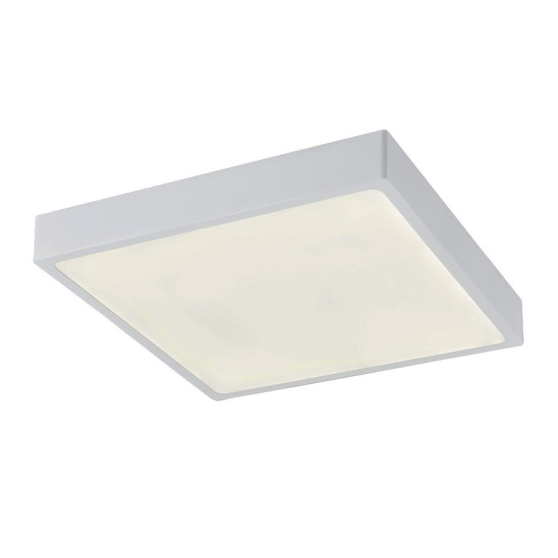 Plafoniera LED dimabila design slim IP44 ALENA 12365-30 GL, Plafoniere cu protectie pentru baie, Corpuri de iluminat, lustre, aplice, veioze, lampadare, plafoniere. Mobilier si decoratiuni, oglinzi, scaune, fotolii. Oferte speciale iluminat interior si exterior. Livram in toata tara.  a