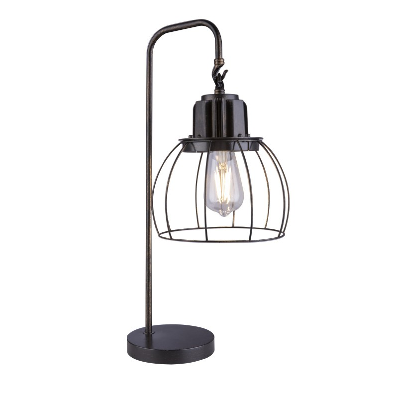 Veioza / Lampa de masa design minimalist MANNA 15046T, Veioze, Lampi de masa, Corpuri de iluminat, lustre, aplice, veioze, lampadare, plafoniere. Mobilier si decoratiuni, oglinzi, scaune, fotolii. Oferte speciale iluminat interior si exterior. Livram in toata tara.  a