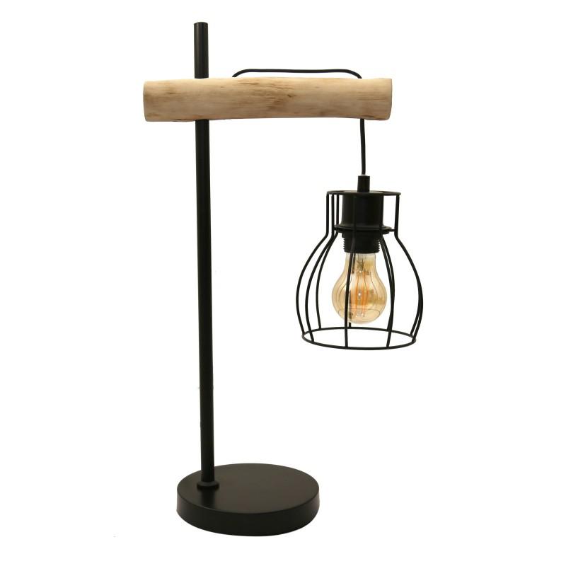 Veioza / Lampa de masa design minimalist MINA 15326T GL, Veioze, Lampi de masa, Corpuri de iluminat, lustre, aplice, veioze, lampadare, plafoniere. Mobilier si decoratiuni, oglinzi, scaune, fotolii. Oferte speciale iluminat interior si exterior. Livram in toata tara.  a