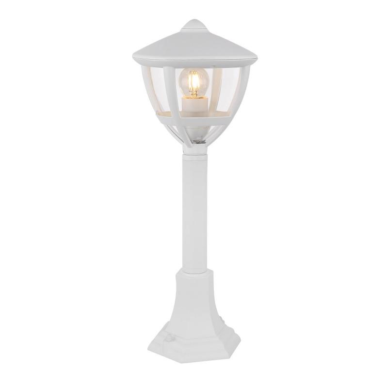 Stalp iluminat exterior H-50cm NOLLO 31992 GL, Stalpi de iluminat exterior mici si medii , Corpuri de iluminat, lustre, aplice, veioze, lampadare, plafoniere. Mobilier si decoratiuni, oglinzi, scaune, fotolii. Oferte speciale iluminat interior si exterior. Livram in toata tara.  a