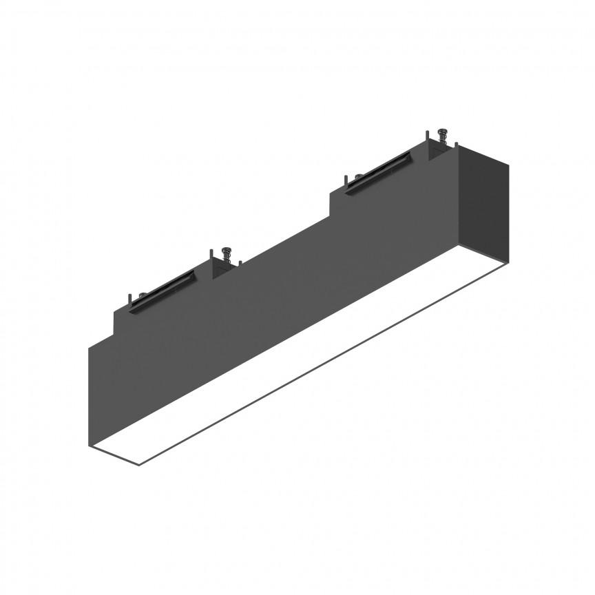 Modul LED pentru sina ARCA WIDE 30 CM 3000K 222943, Proiectoare LED spatii comerciale, Corpuri de iluminat, lustre, aplice, veioze, lampadare, plafoniere. Mobilier si decoratiuni, oglinzi, scaune, fotolii. Oferte speciale iluminat interior si exterior. Livram in toata tara.  a