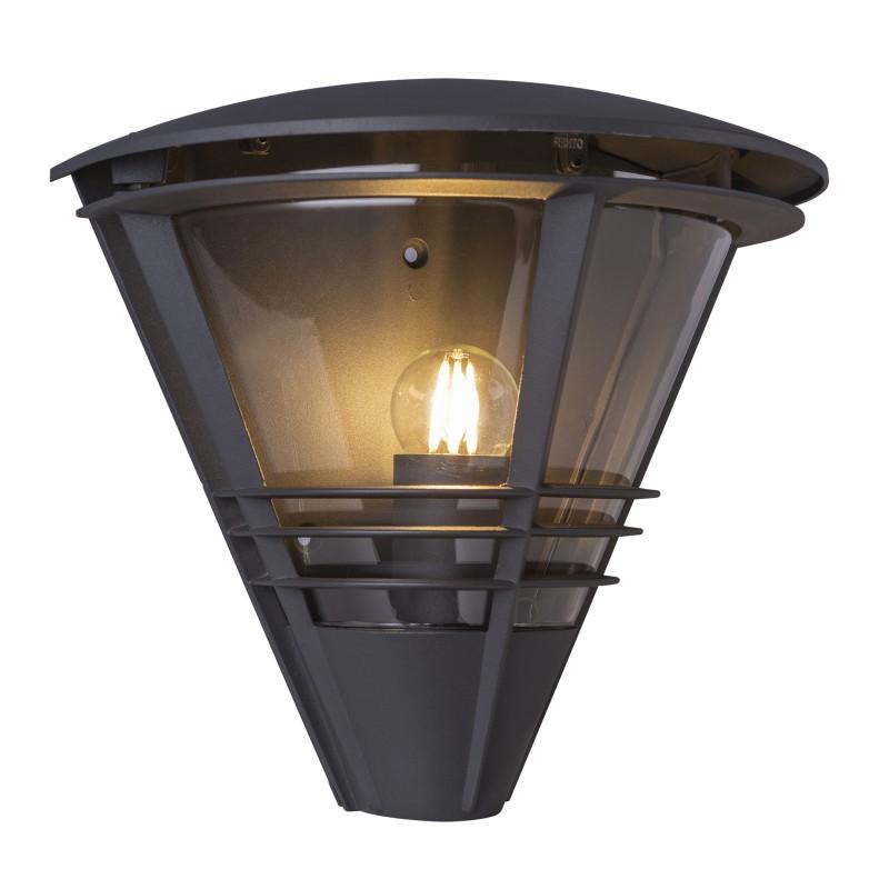 Aplica de exterior cu protectie IP44 SALLA antracit 32093A GL, ILUMINAT EXTERIOR, Corpuri de iluminat, lustre, aplice, veioze, lampadare, plafoniere. Mobilier si decoratiuni, oglinzi, scaune, fotolii. Oferte speciale iluminat interior si exterior. Livram in toata tara.  a