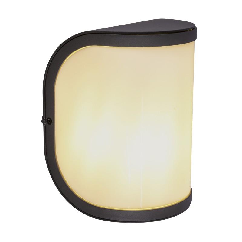 Aplica de exterior moderna cu IP44 SEGGA antracit 32128A GL, ILUMINAT EXTERIOR, Corpuri de iluminat, lustre, aplice, veioze, lampadare, plafoniere. Mobilier si decoratiuni, oglinzi, scaune, fotolii. Oferte speciale iluminat interior si exterior. Livram in toata tara.  a