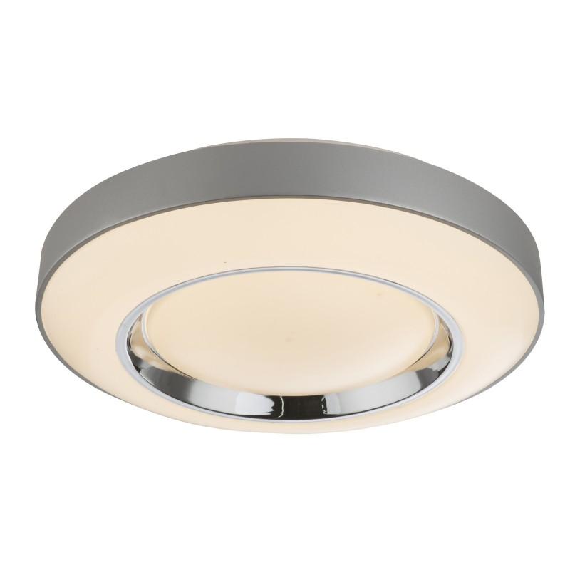 Lustra LED cu telecomanda Ø52cm KOVARRO 48397-36 GL, Lampi LED si Telecomanda, Corpuri de iluminat, lustre, aplice, veioze, lampadare, plafoniere. Mobilier si decoratiuni, oglinzi, scaune, fotolii. Oferte speciale iluminat interior si exterior. Livram in toata tara.  a