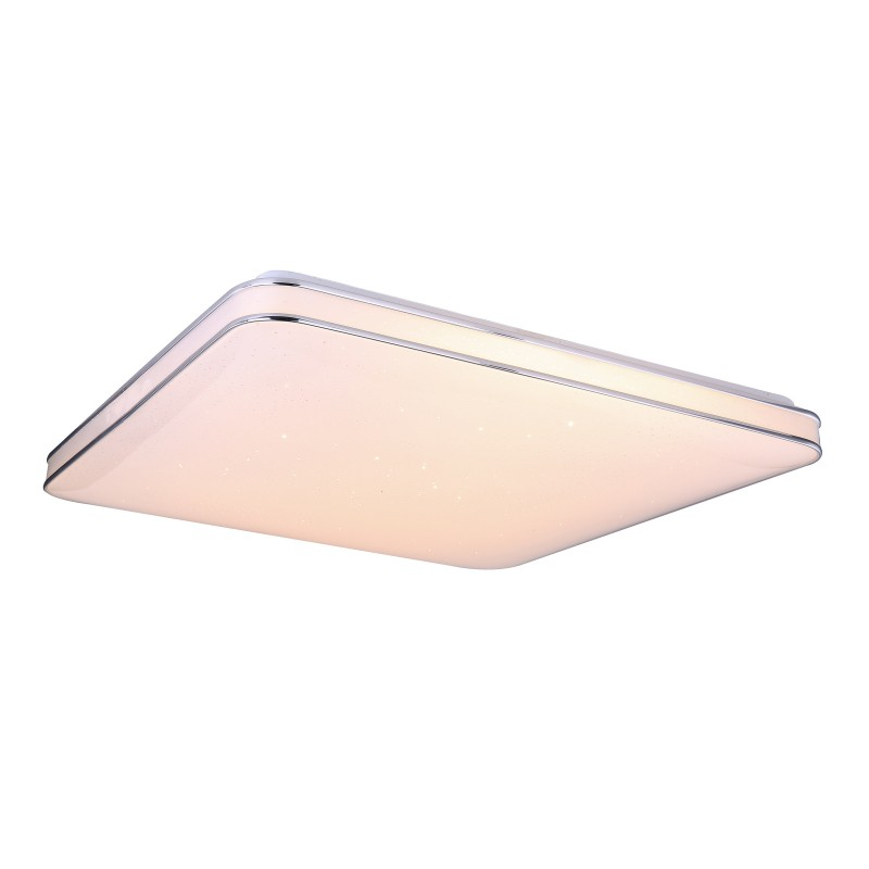 Plafoniera LED cu telecomanda design slim LASSY 48W 48406-48 GL, Plafoniere LED, Spoturi LED, Corpuri de iluminat, lustre, aplice, veioze, lampadare, plafoniere. Mobilier si decoratiuni, oglinzi, scaune, fotolii. Oferte speciale iluminat interior si exterior. Livram in toata tara.  a