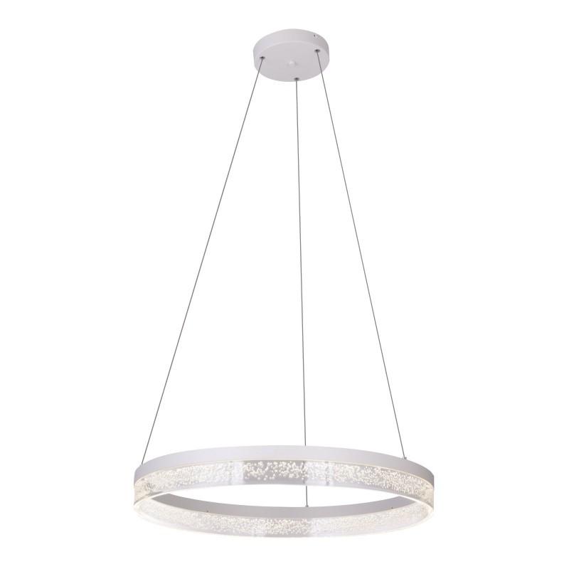 Lustra LED suspendata design modern SMITTY 36W 68225-36 GL, Lustre LED, Pendule LED, Corpuri de iluminat, lustre, aplice, veioze, lampadare, plafoniere. Mobilier si decoratiuni, oglinzi, scaune, fotolii. Oferte speciale iluminat interior si exterior. Livram in toata tara.  a