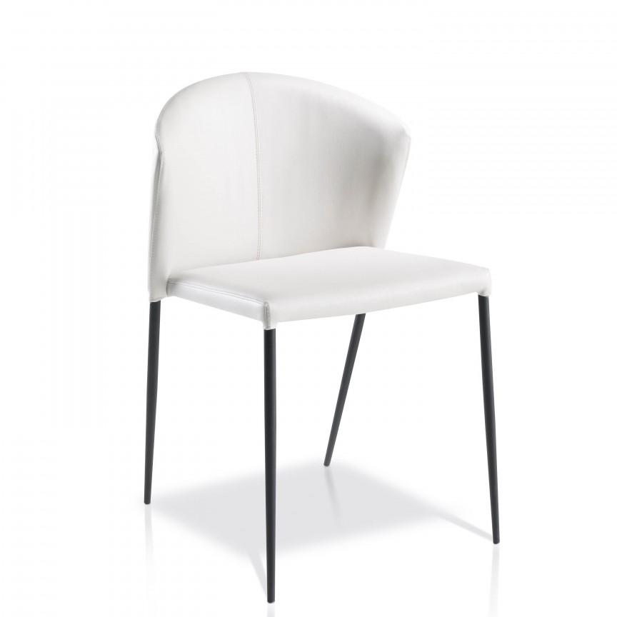 Scaun elegant design modern Arline AC-HY245, Magazin, Corpuri de iluminat, lustre, aplice, veioze, lampadare, plafoniere. Mobilier si decoratiuni, oglinzi, scaune, fotolii. Oferte speciale iluminat interior si exterior. Livram in toata tara.  a