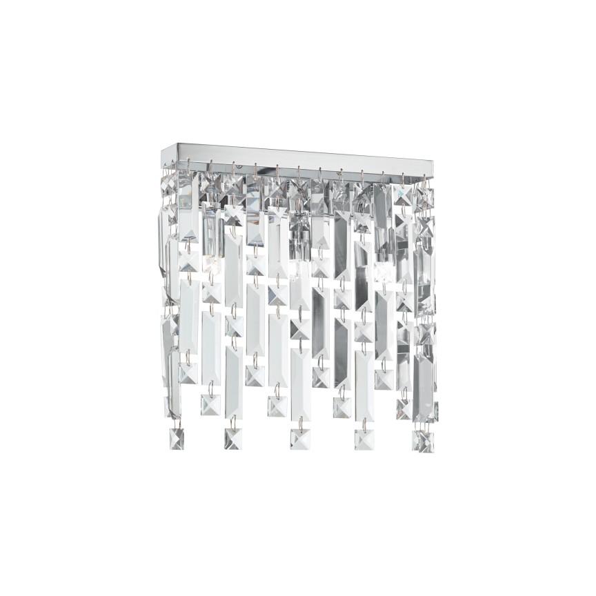 Aplica eleganta design clasic ELISIR AP3 CROMO 199986, Aplice de perete clasice, Corpuri de iluminat, lustre, aplice, veioze, lampadare, plafoniere. Mobilier si decoratiuni, oglinzi, scaune, fotolii. Oferte speciale iluminat interior si exterior. Livram in toata tara.  a
