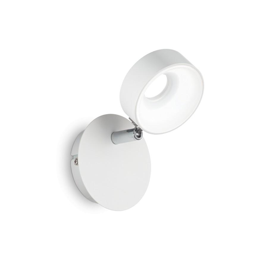 Aplica LED directionabila OBY AP1 196688, Spoturi - iluminat - cu 1 spot, Corpuri de iluminat, lustre, aplice, veioze, lampadare, plafoniere. Mobilier si decoratiuni, oglinzi, scaune, fotolii. Oferte speciale iluminat interior si exterior. Livram in toata tara.  a
