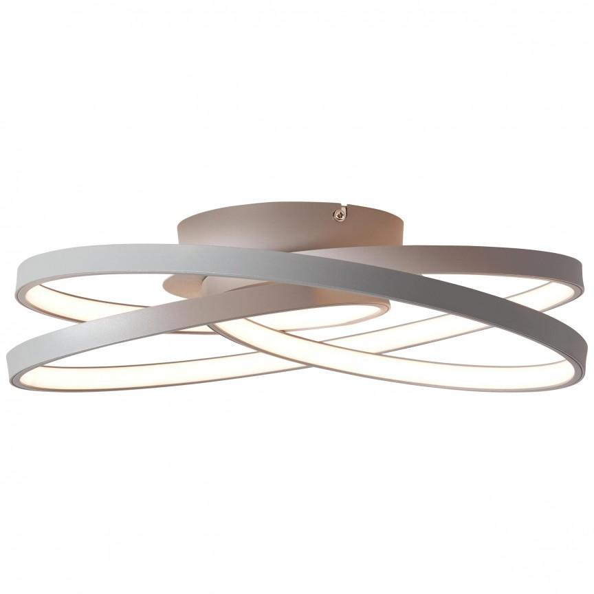 Lustra LED design modern Labyrinth G96894/22 BL, Plafoniere LED moderne⭐ ieftine si de lux pentru living, dormitor, bucatarie.✅DeSiGn LED dimabil cu telecomanda!❤️Promotii lampi tavan cu LED❗ ➽ www.evalight.ro. Alege oferte la corpuri de iluminat cu LED pt interior de tip lustre aplicate sau incastrate tavan fals si perete (becuri cu leduri si module LED integrate cu lumina calda, naturala sau rece), ieftine de calitate deosebita la cel mai bun pret.  a