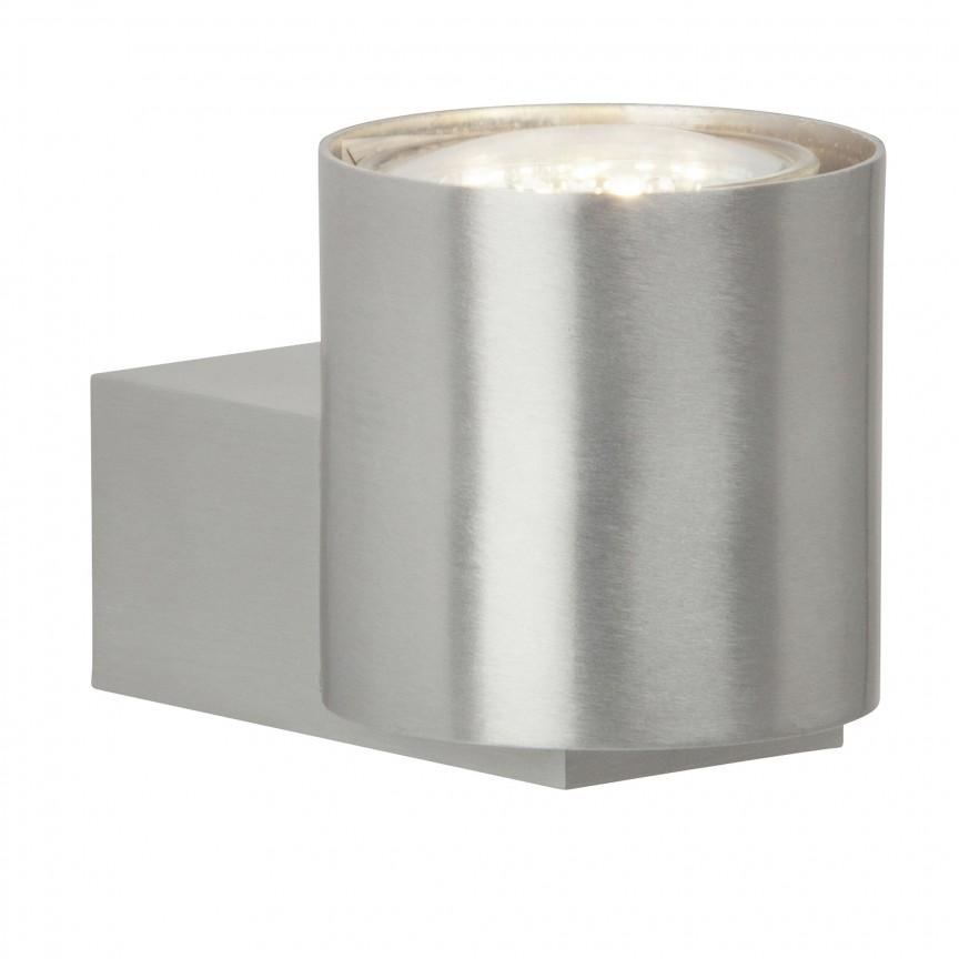 Aplica moderna design minimalist Izon I G94442/21 BL, Aplice de perete simple, Corpuri de iluminat, lustre, aplice, veioze, lampadare, plafoniere. Mobilier si decoratiuni, oglinzi, scaune, fotolii. Oferte speciale iluminat interior si exterior. Livram in toata tara.  a
