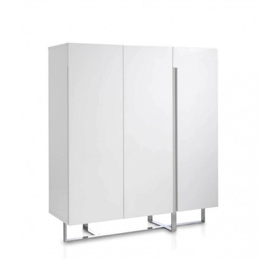 Dulap elegant design LUX Parma AC-CP1302-F, Dulapuri - Comode, Corpuri de iluminat, lustre, aplice, veioze, lampadare, plafoniere. Mobilier si decoratiuni, oglinzi, scaune, fotolii. Oferte speciale iluminat interior si exterior. Livram in toata tara.  a
