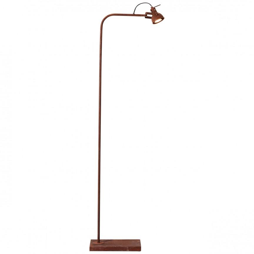 Lampadar metal ruginiu industrial style Jesper 99029/60 BL, NOU ! Lustre VINTAGE, RETRO, INDUSTRIA Style,  a
