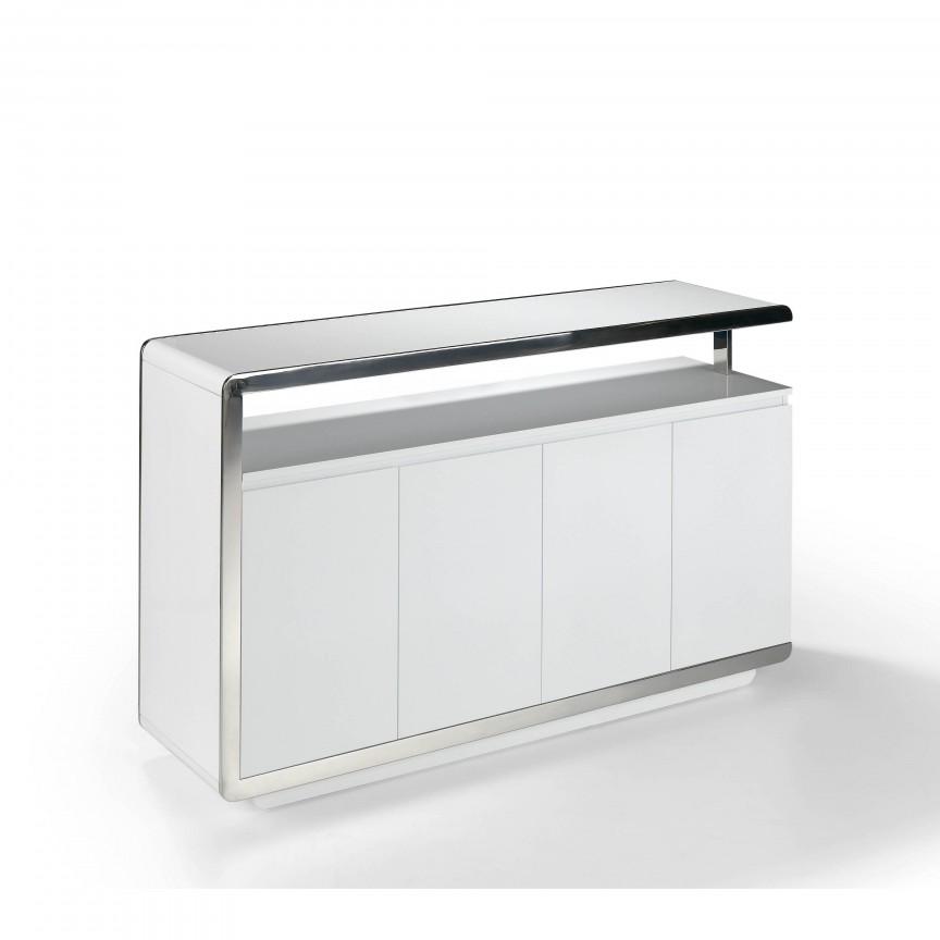 Comoda eleganta design LUX Gloria AC-F6082, Dulapuri - Comode, Corpuri de iluminat, lustre, aplice, veioze, lampadare, plafoniere. Mobilier si decoratiuni, oglinzi, scaune, fotolii. Oferte speciale iluminat interior si exterior. Livram in toata tara.  a