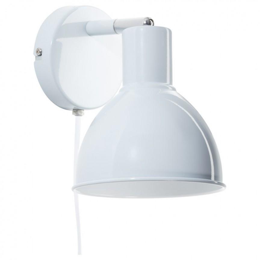 Aplica moderna design minimalist Pop, albastru deschis 45841006 NL, Cele mai noi produse 2019 a
