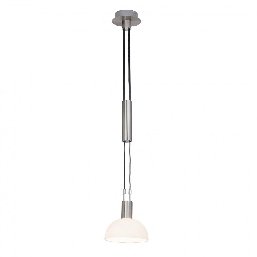 Pendul inaltime reglabila Robinia 1L G74479/77 BL, Lustre LED, Pendule LED, Corpuri de iluminat, lustre, aplice, veioze, lampadare, plafoniere. Mobilier si decoratiuni, oglinzi, scaune, fotolii. Oferte speciale iluminat interior si exterior. Livram in toata tara.  a