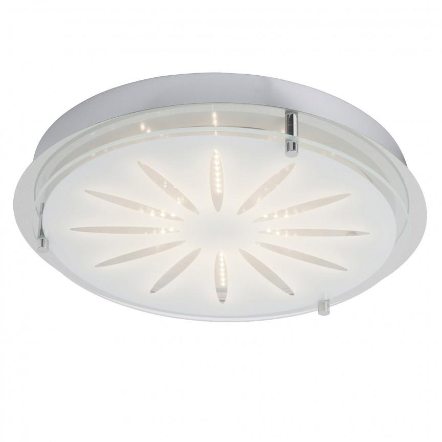 Plafoniera LED moderna Cathleen 33cm G94163/15 BL, Cele mai noi produse 2019 a