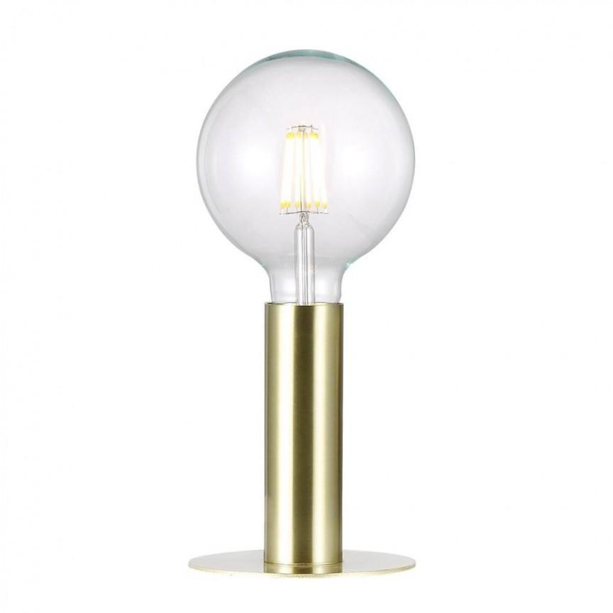 Veioza, Lampa de masa design decorativ Dean, alama 46605025 NL, Veioze, Lampi de masa, Corpuri de iluminat, lustre, aplice, veioze, lampadare, plafoniere. Mobilier si decoratiuni, oglinzi, scaune, fotolii. Oferte speciale iluminat interior si exterior. Livram in toata tara.  a